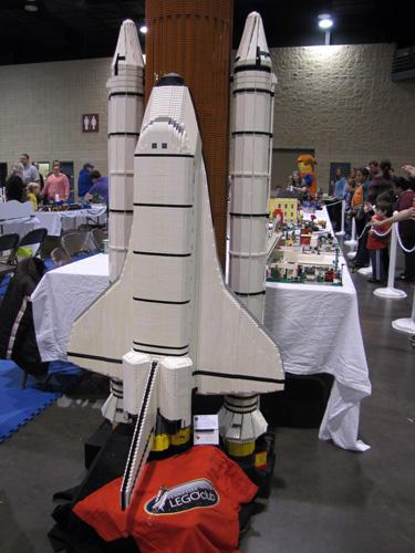 brick faire alabama spaceshuttle