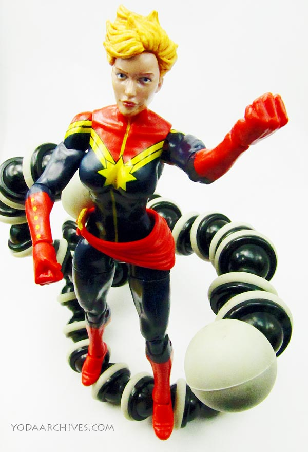 captain marvel infinite action figure