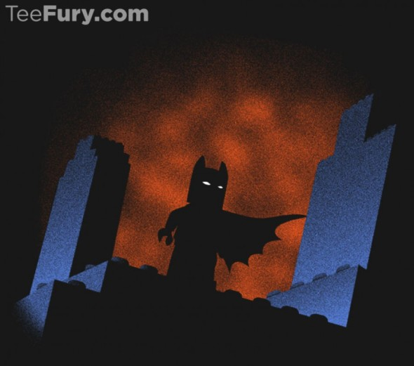 lego batman the animated series shirt