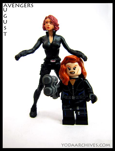 black widow action figures