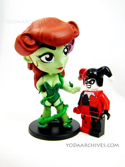 bombshell posion Ivy figure