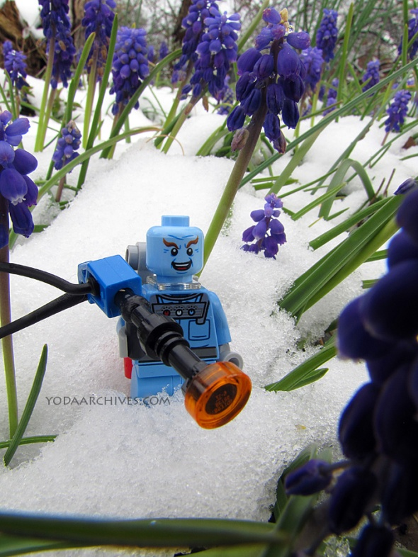 Lego mr freeze