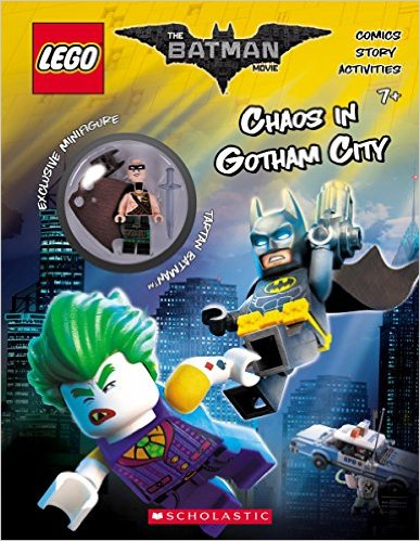 Lego batman book
