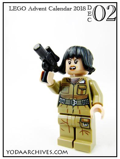 LEGO ROSE TICO