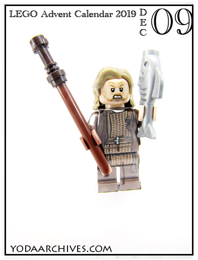 Luke Skywalker min fig
