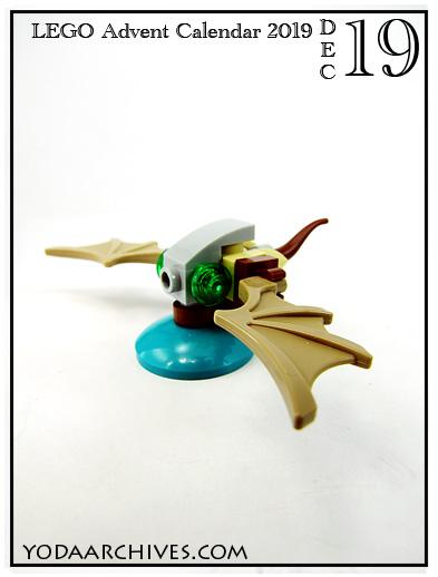 lego mynock from star wars.
