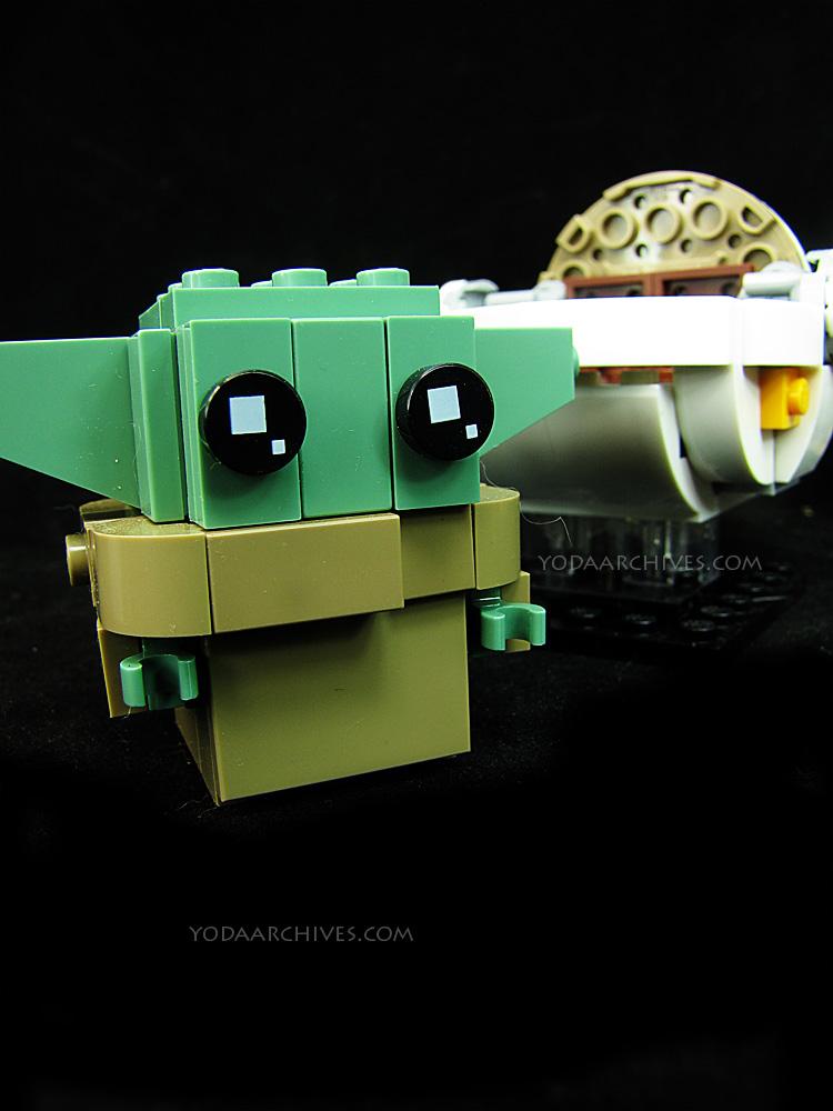Grogu LEGO
