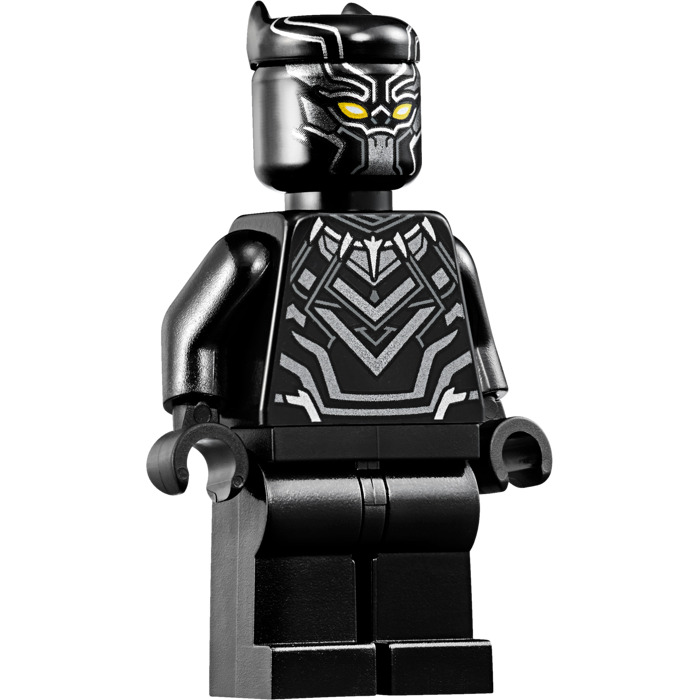 lego Black panther figure