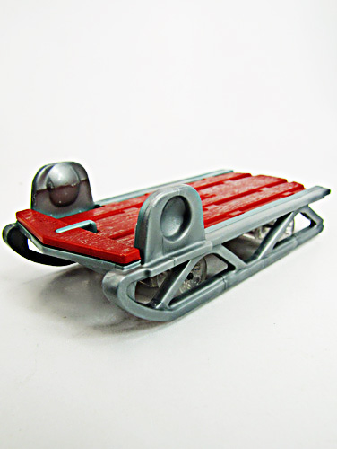 hot wheels sled